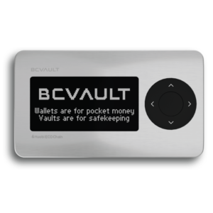 BC Vault Huobi Edition Quicksliver