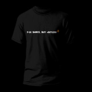 BC Vault Buy Bitcoin T-shirt