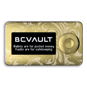 BC Vault Special Gold Edition